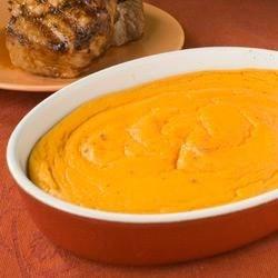 Fluffy Carrot  Souffle