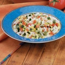 Vegetable Rice Medley