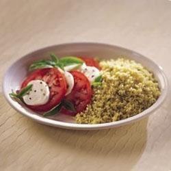 Capresse Couscous Salad