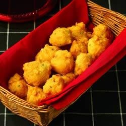 Corny Jalapeno Hush Puppies