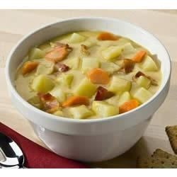 Bacon and Potato Chowder