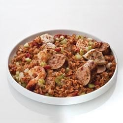 Smoked Sausage and Pepper Creole Jambalaya