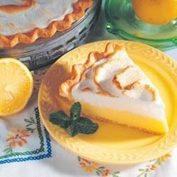 Equal®'s Lemon Meringue Pie
