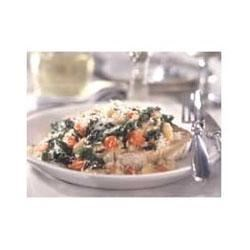 Cannellini Beans and Greens on Garlic Toast