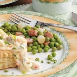 Green Peas Supreme