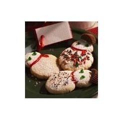 Philadelphia's Snowmen Cookies
