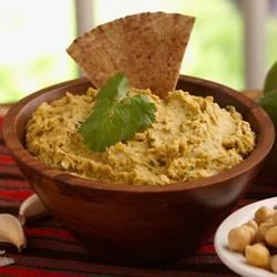 Wholly Guacamole(R) Mediterranean Dip Recipe - A zesty Mediterranean dip with a creamy hint of guacamole.