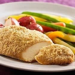 KELLOGG'S* RICE KRISPIES* Parmesan Chicken