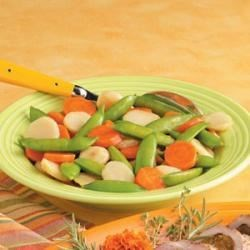 Polynesian Vegetables
