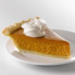 Pumpkin Pie with Truvia(R) Natural Sweetener Recipe - This traditional favorite is sweetened with the natural goodness of Truvia(R) natural sweetener. This pie has 80% less sugar and contains 30% fewer calories* than a full sugar pie.