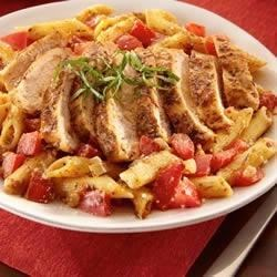 Chicken Italiano Recipe - Simple ingredients create a memorable weeknight meal.