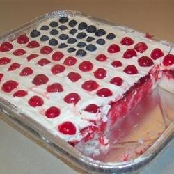 American Poke Cake III