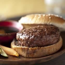 Teriyaki Burgers Recipe - Everyone likes burgers, but these burgers are special...they have a delicious Asian-inspired flavor, they cook up easily in the skillet, and they're on the table in just 20 minutes.