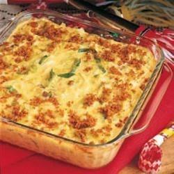 Cabbage Casserole Vegetable