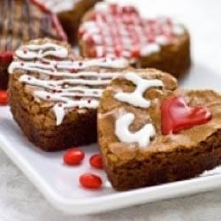 Double Chocolate Brownies from Egg Farmers of Ontario  Recipe - Kenilworth egg farmers Steve and Marsha Shaw love brownies. Especially Steve, who is a serious chocolate lover! 