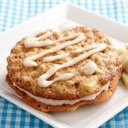 RWOP Finalist: Oatmeal-Apple Cream Pies