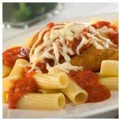 15-Minute Chicken Parmesan