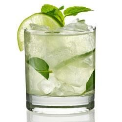 Skinny Mojito with Truvia(R) Natural Sweetener Recipe - The Cuban classic is now skinny.  Truvia(R) natural sweetener allows you to enjoy your favorite drink again with reduced calories and no added sugar*.