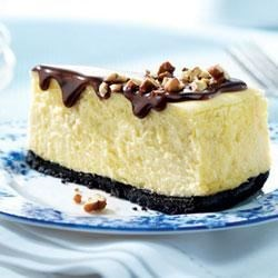 Chocolate-Pecan Cheesecake