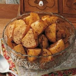 Oven-Roasted Potatoes