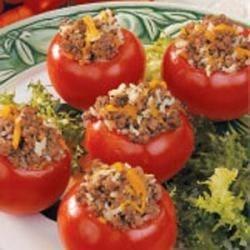 Beefy Tomatoes