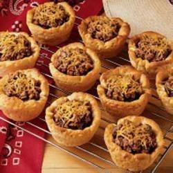 Farmhouse Barbecue Muffins