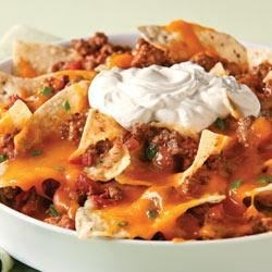 Cheesy Nacho Bake