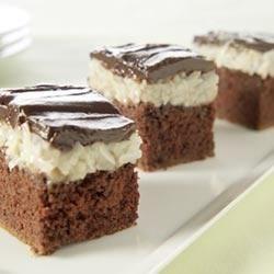 Coconut Candy Bar Cake