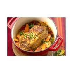 Moroccan-Style Pork Shoulder Roast
