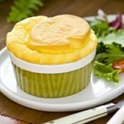 Cheese Souffle from Egg Farmers of Ontario