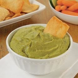 Avocado-Lime Dipper Recipe - Fresh and tangy, this dip also makes a delicious spread and topping.