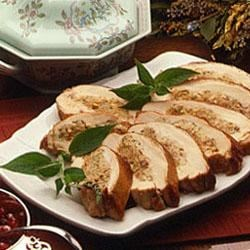 Stuffed Turkey Breasts