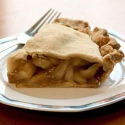 Apple Pie with Truvia(R) Natural Sweetener Recipe - This all-time favorite is sweetened with the natural goodness of Truvia(R) natural sweetener. This pie contains 20% fewer calories than a full sugar pie* and has no added sugar.