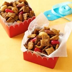 Gingerbread Chex® Mix