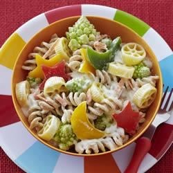 Out of this World Pasta Salad