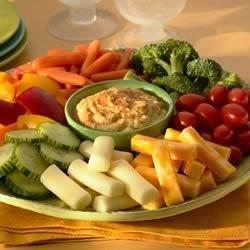 Healthy Snack Platter