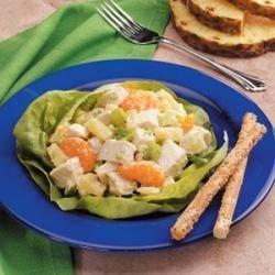 Luncheon Chicken Salad