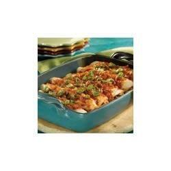 Picante Chicken Enchiladas