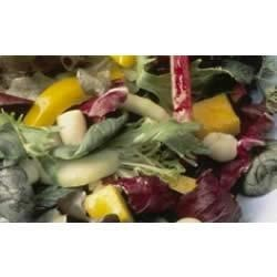Warm Thai-Style Scallop & Mango Salad