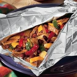 Zesty Pepper Steak