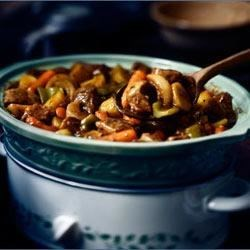Slow Cooker Beef Stew from Campbell's