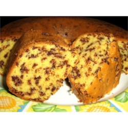 Grandmother's Pound Cake I Recipe - Pound cake recipe that uses cake mix as its base. Works well for wedding cakes. Use any flavor cake mix.