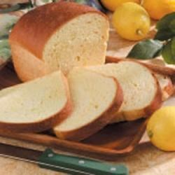 Lemon Easter Bread
