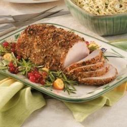 Tuscan Pork Roast