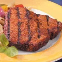 Southwest Summer Pork Chops