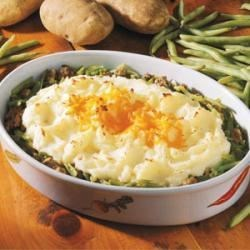 Mashed Potato Hot Dish