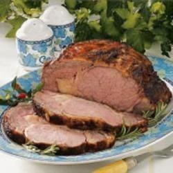 Seasoned Rib Roast
