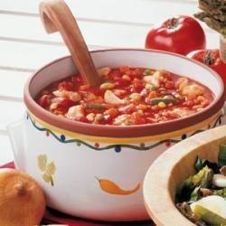 Creole Fish Soup