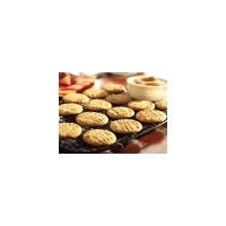 Irresistible Jif(R) Peanut Butter Cookies Recipe - These classic peanut butter cookies are a delectable snack with a glass of cold milk or a cup of coffee.