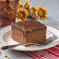 Cocoa Cola Cake